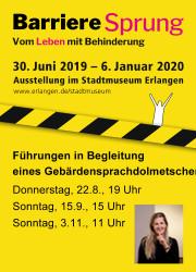 Ausstellung im Stadtmuseum Erlangen